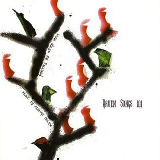 Raven Songs 101 - Image: Kevin Max Raven Songs 101