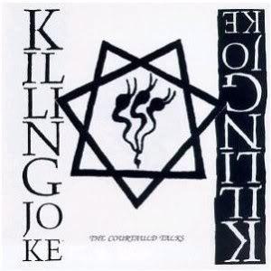 Killing Joke - Courtauld Talks-cover