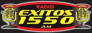 KMRI - The former logo of the station