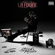 ALBUM DROLE TÉLÉCHARGER FOUINE 2013 GRATUIT DE PARCOURS LA