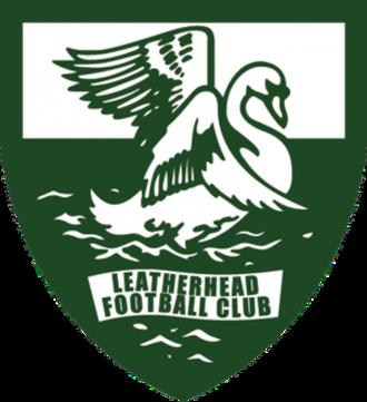 Leatherhead F.C. - Image: Leatherhead