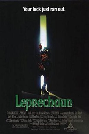 Leprechaun (film) - Theatrical release poster