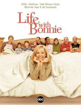 Life with Bonnie - The cast in a promotional photo for season 2