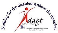 Logo of ADAPT - Able Disable All People Together.jpg