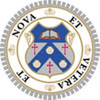 Ormond College - Image: Logo of Ormond College