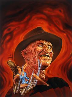 <i>Freddy Kruegers A Nightmare on Elm Street</i>