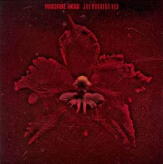 The Burning Red - Image: Machine Head The Burning Red