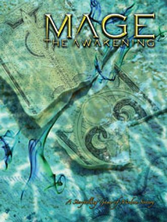 Mage: The Awakening - Image: Mage The Awakening Cover