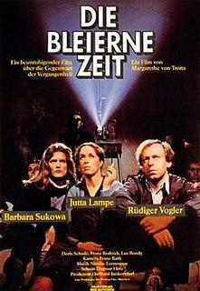 <i>Marianne and Juliane</i> 1981 film by Margarethe von Trotta