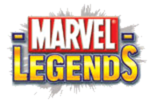 Marvel Legends - Image: Marvel legends logo