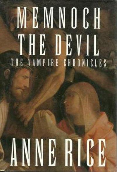 Picture of a book: Memnoch The Devil