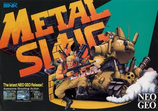 <i>Metal Slug</i> (1996 video game)