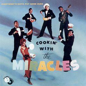 Cookin' with the Miracles - Image: Miracles cookin with the miracles