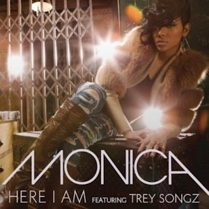 Here I Am (Monica song) - Image: Monica Here I Am