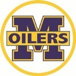 Montebello High School - Image: Montebello High School M logo