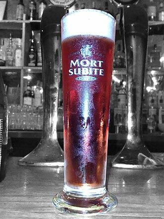 Alken-Maes - Mort Subite Lambic Beer