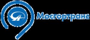 Mosgortrans - Image: Mosgortrans logo