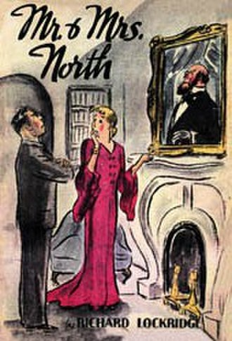 Mr. and Mrs. North - First edition cover of Mr. and Mrs. North