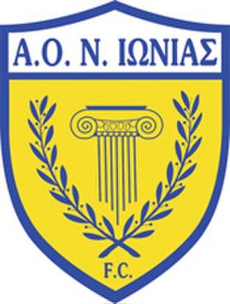 A.O. Nea Ionia F.C. - Image: NEAIONIAEMBLEM2