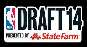 2014 NBA draft - Image: Nba draft 532x 290 v 3