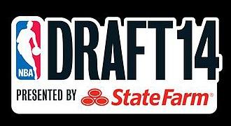2014 NBA draft - Image: Nba draft 532x 290 v 3