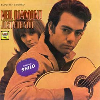 Just for You (Neil Diamond album) - Image: Neil diamond just For You