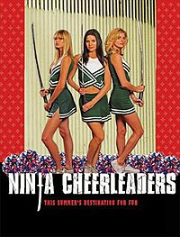 Ninja Cheerleaders, 2007