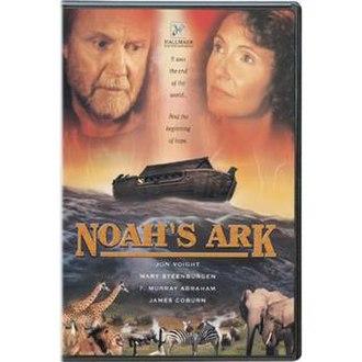 Noah's Ark (miniseries) - Noah's Ark DVD cover