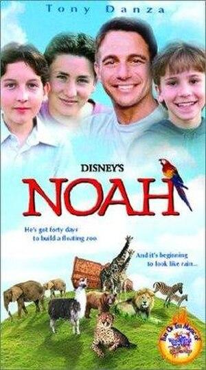 Noah (1998 film) - VHS Cover