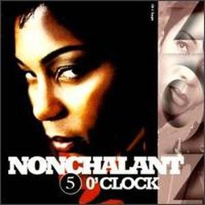 5 O'Clock (Nonchalant song) - Image: Nonchalant 5 O'Clock