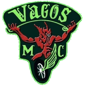 Vagos Motorcycle Club - Image: OLD PATCH