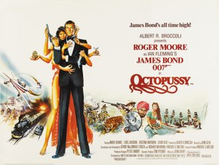 <i>Octopussy</i> 1983 James Bond film by John Glen