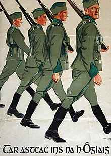 irish army wikipedia