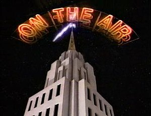 On the Air (TV series) - Image: On The Air (logo)