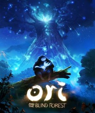 Ori and the Blind Forest - Image: Ori and the Blind Forest Logo