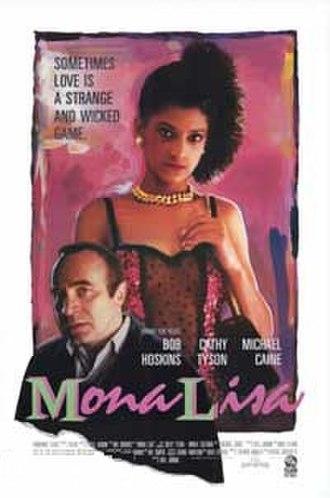 Mona Lisa (1986 film) - original film poster