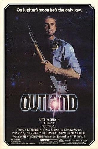 Outland (film) - Original film poster