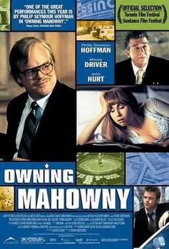 Owning Mahowny - Owning Mahowny film poster