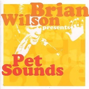 Brian Wilson Presents Pet Sounds Live - Image: PS Live Cover