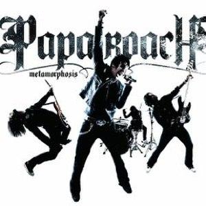 Metamorphosis (Papa Roach album) - Image: Papa Roach Album Cover