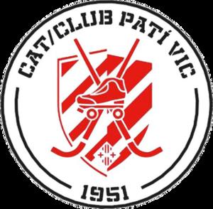 CP Vic - Image: Patí Vic logo
