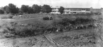 One Tree Hill College - School in February 1955