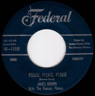 Ralph Bass - Image: Please Please Please