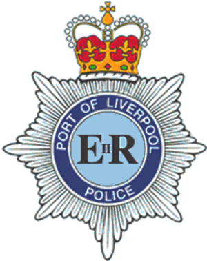 Port of Liverpool Police - Image: Port of Liverpool police