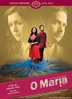 <i>O Maria</i> 2010 Indian film