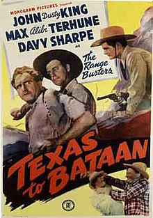 Texas to Bataan movie