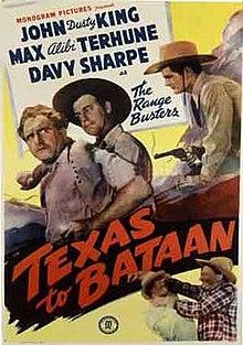 Texas to Bataan movie