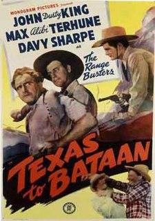 <i>Texas to Bataan</i> 1942 film by Robert Emmett Tansey
