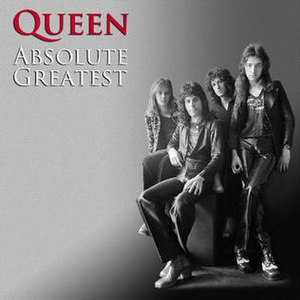 Absolute Greatest - Image: Queen Absolute Greatest