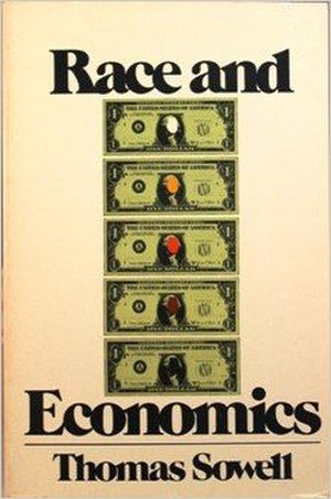 Race and Economics - Paperback cover